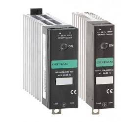 Polovodičové výkonové relé - SSR Gefran GTS