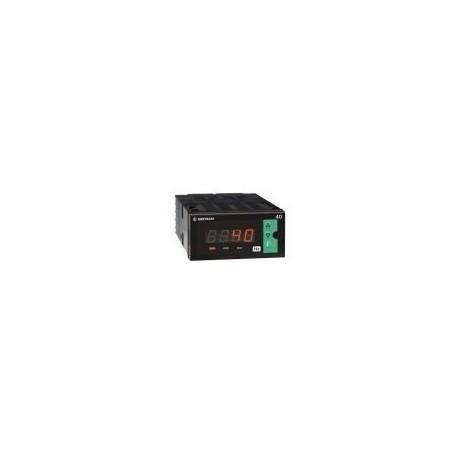 Zobrazovač - měřič  frekvence, alarm mezních hodnot Gefran 40F96