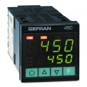PID regulátor teploty GEFRAN 450
